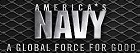 America's Navy Global Force Badge
